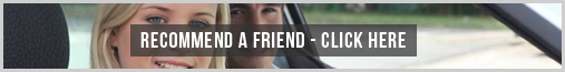 Receive a referral fee for any of your friend you refer. Driving Lessons Medway, Gravesend and Maidstone areas.
