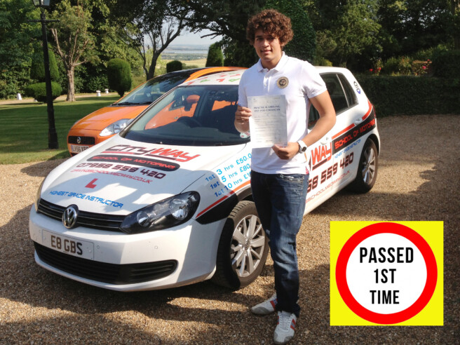 Driving Schools Gravesend | 10 Hours Tuition for ONLY £183.00