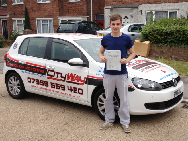 Driving Lessons Gillingham | Driving Instructor & Schools Medway