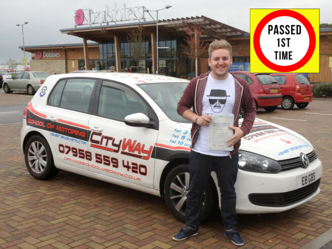 Driving Schools Gillingham | Pass 1st Time