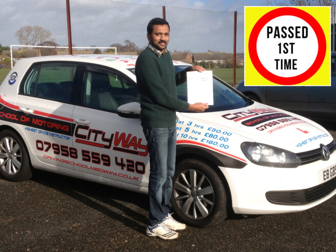 Driving Schools Strood | 10 Hours Tuition ONLY £183.00