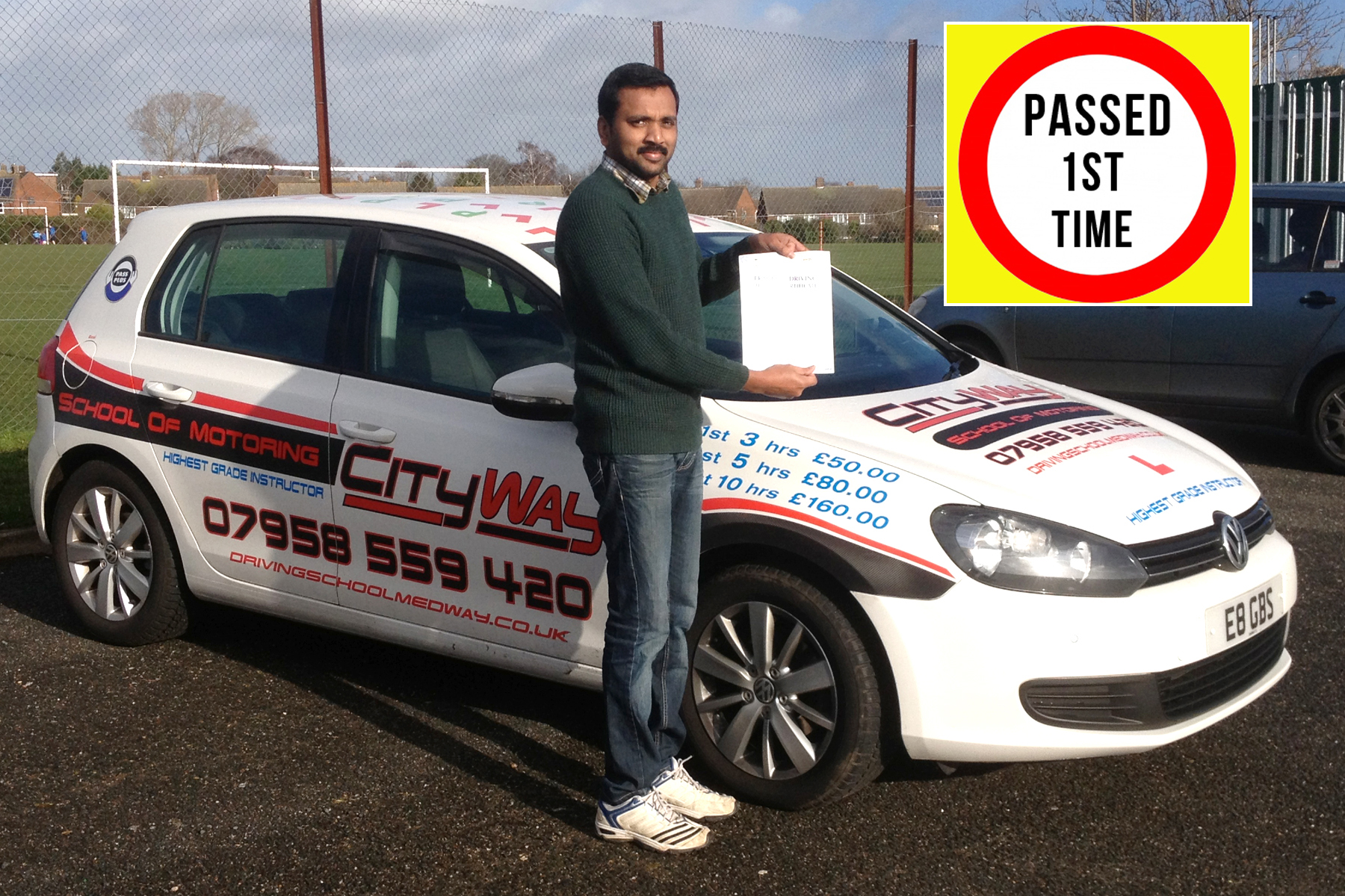 driving schools strood