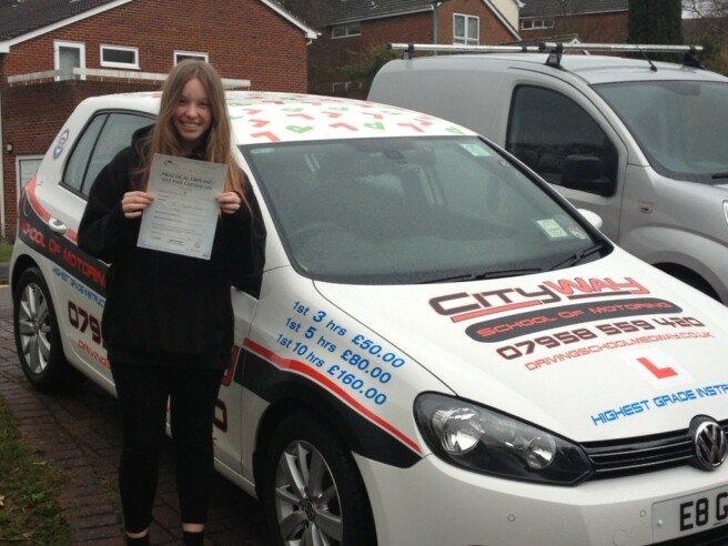 Driving Schools Gillingham | Gain Your FREEDOM