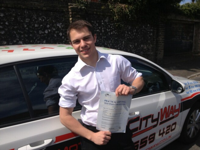 Driving Schools Gillingham – 10 Hours Tuition for only £183.00