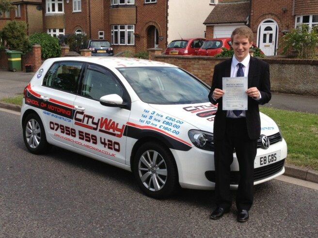 Driving Lessons Maidstone – 10 hours Tuition ONLY £183.00