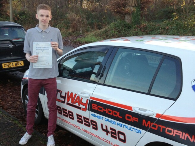 Driving Lessons Lordswood | 10 Hours Tuition for Only £183.00