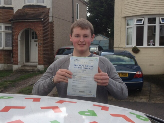 Driving Lessons Rochester | 10 hrs £183.00