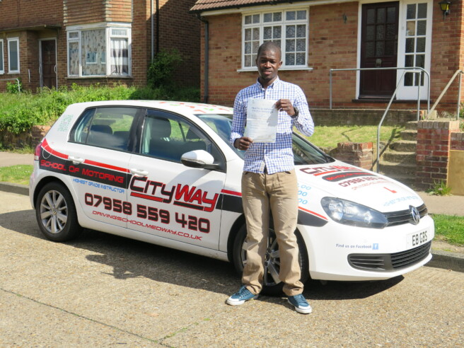 Driving Lessons Strood | 10 Hours driving tuition for ONLY £183.00