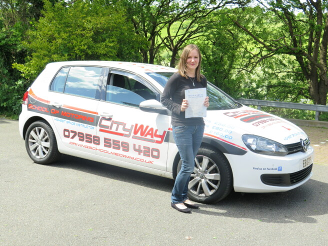 Driving Lessons Chatham | 10 Hours tuition for ONLY £183.00