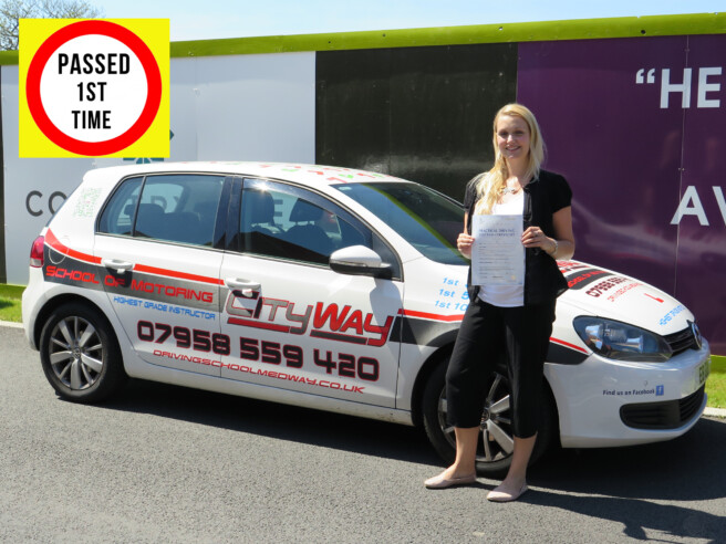 Driving Schools Rochester | 10 Hours tuition ONLY £183.00