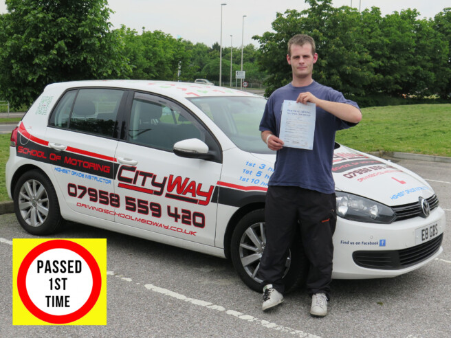 Driving Schools Rochester | 10 hours for only £183.00