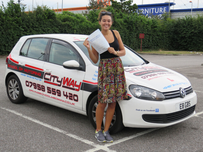 Driving Lessons Strood | Intro Offer 10hrs £183.00