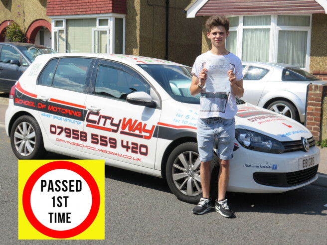 Driving Lessons Rochester | Your route to 1st time Pass