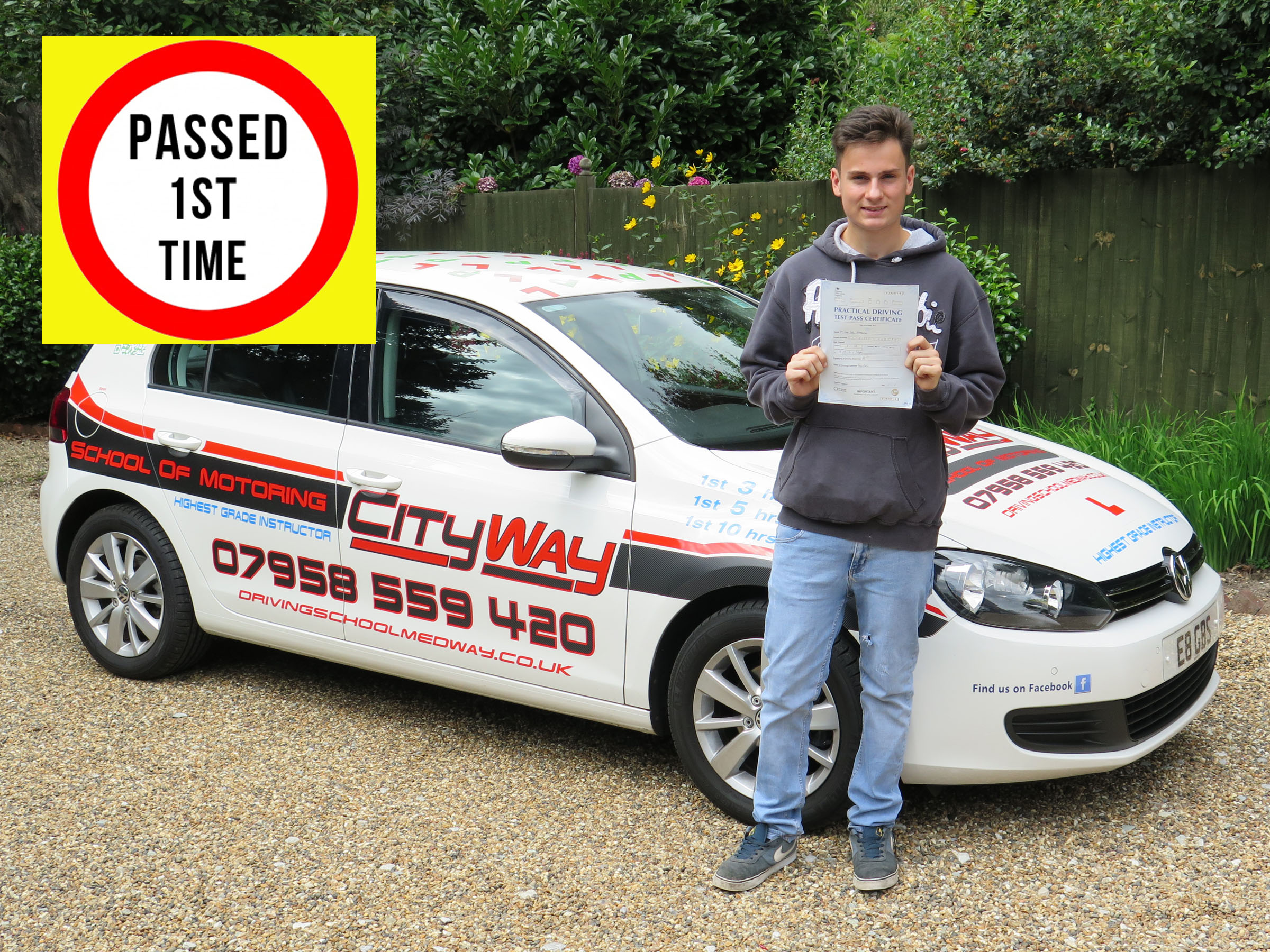 Driving Lessons Gravesend