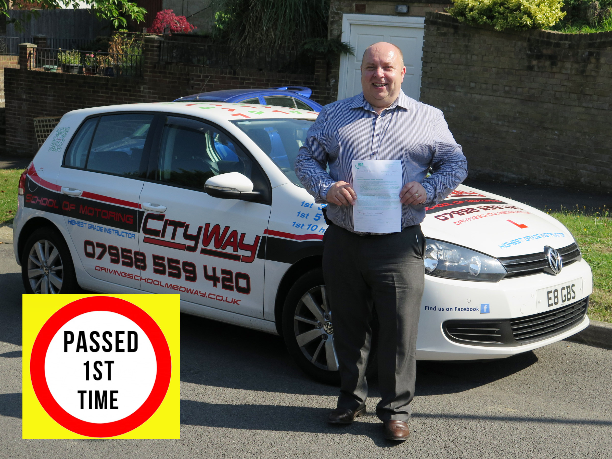 Driving Lessons Walderslade