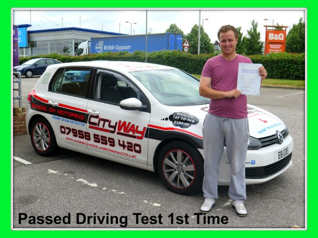 Driving Lessons Gillingham | Your Route to your Freedom