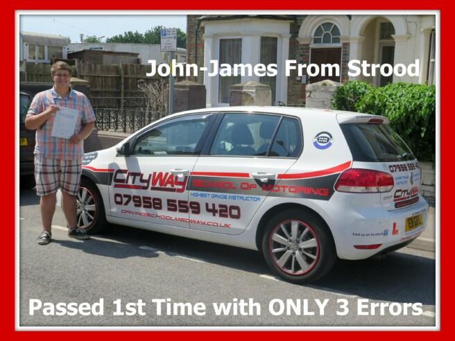 Driving Lessons Strood | Your Independents starts here !
