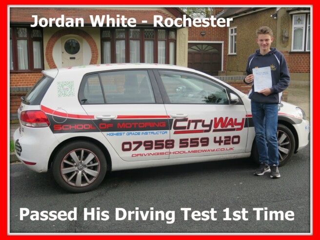 Driving Lessons Rochester – No 1 Route to 1st time Pass