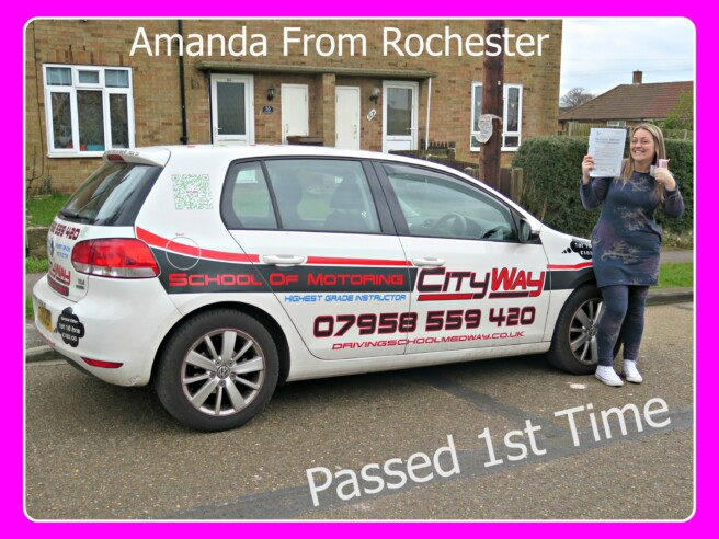 Driving Lessons Rochester | Your FREEDOM starts here !