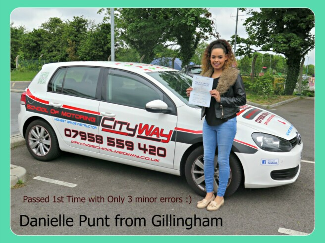 Driving Lessons Gillingham | Your Independence starts here !