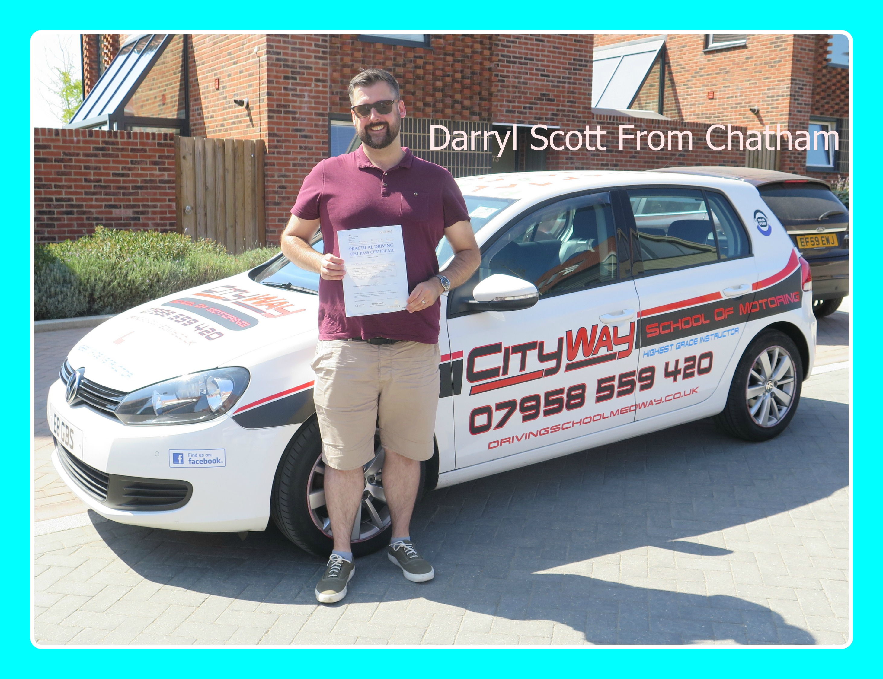 driving lessons chatham darryl scott