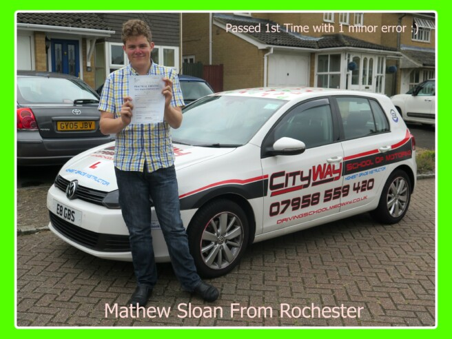 Driving Lessons Rochester | Your Best Route to a 1st Time Pass.