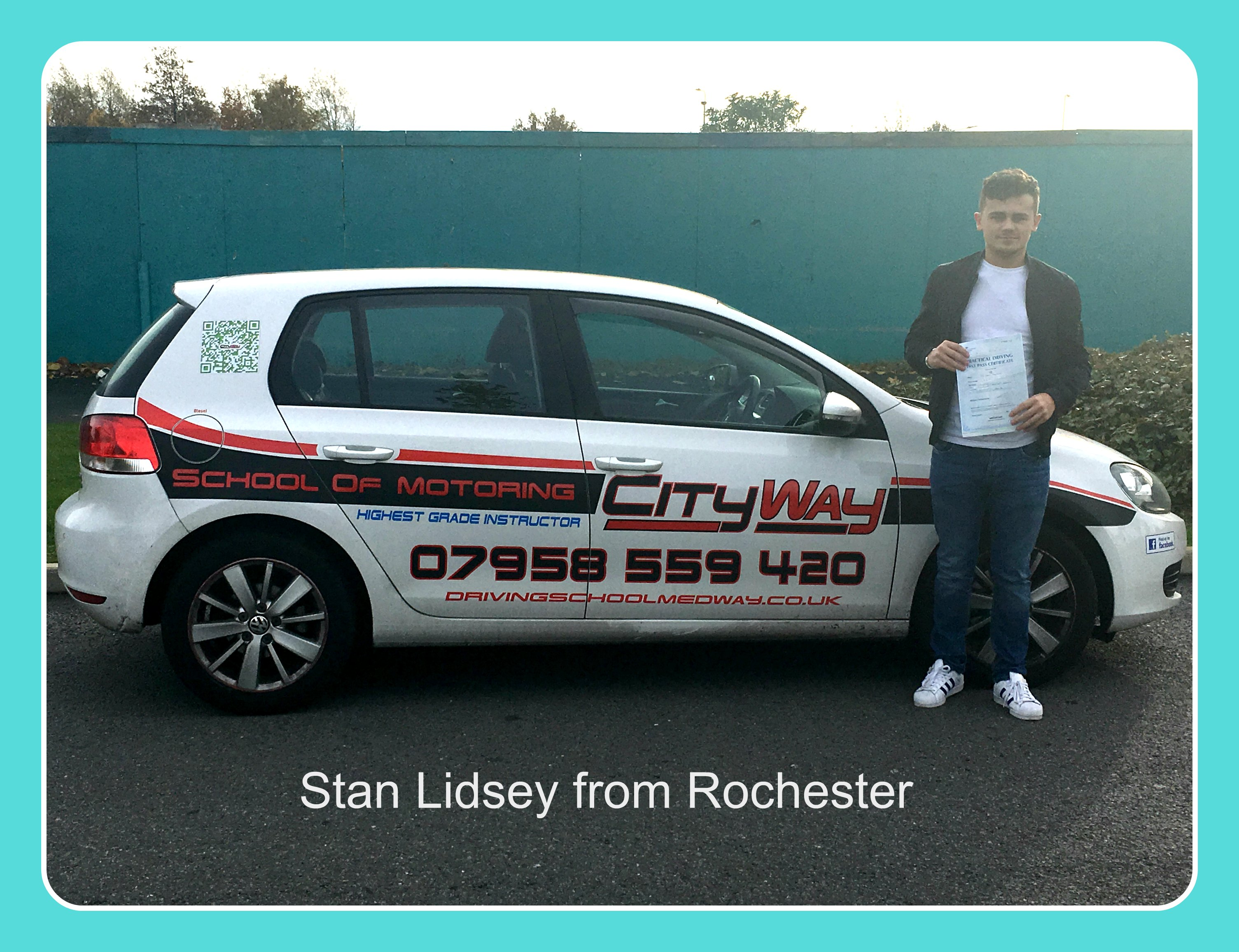 driving lessons rochester stan lidsey