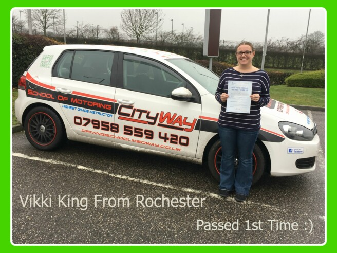 Driving Lessons Rochester Vikki King | Your Independence Starts Here !