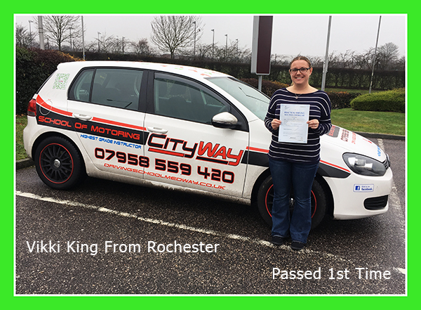 driving lessons rochester vikki king