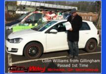 Customer Reviews Gillingham | Colin Williams
