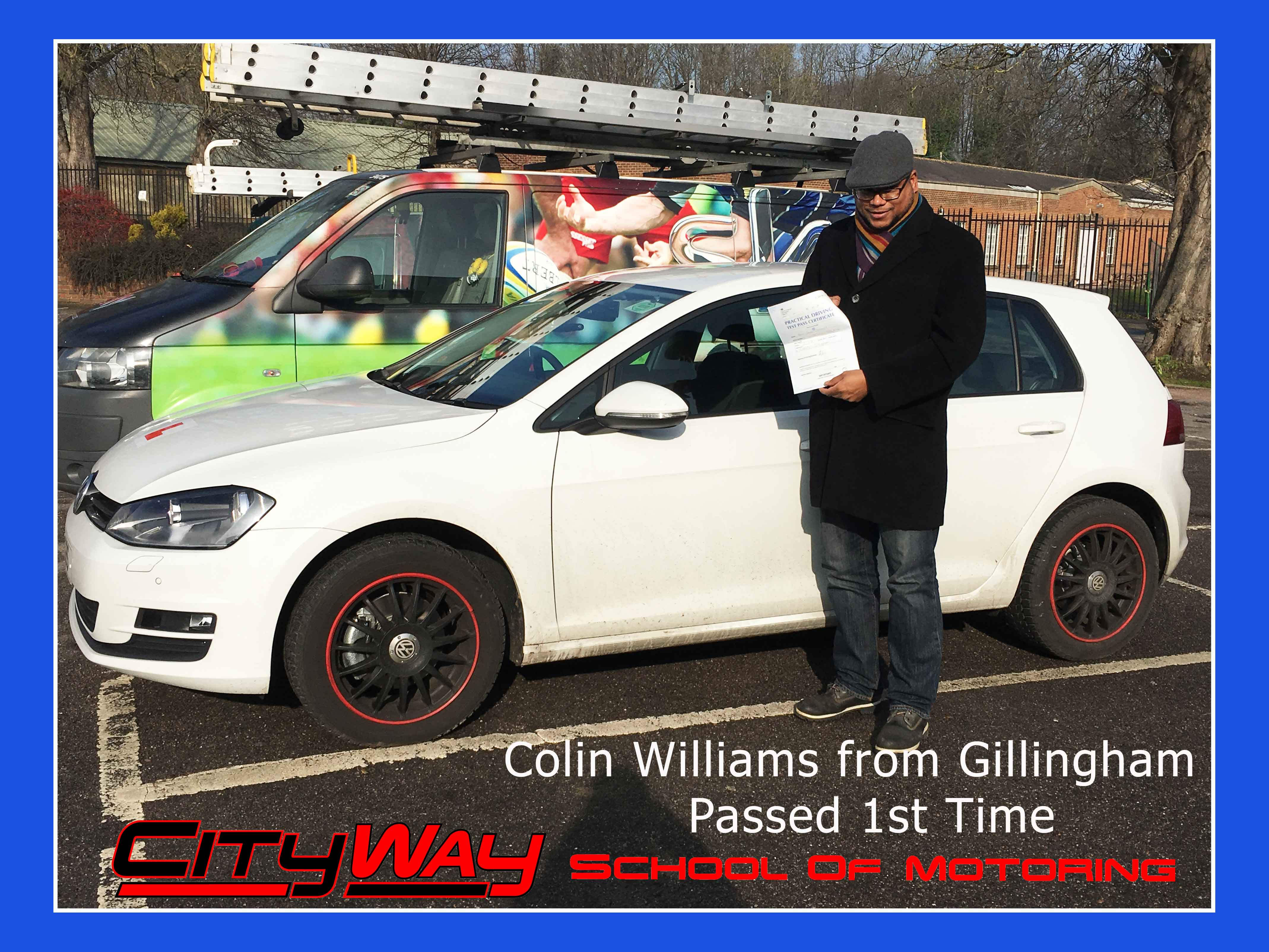 Customer reviews Gillingham - Colin Williams