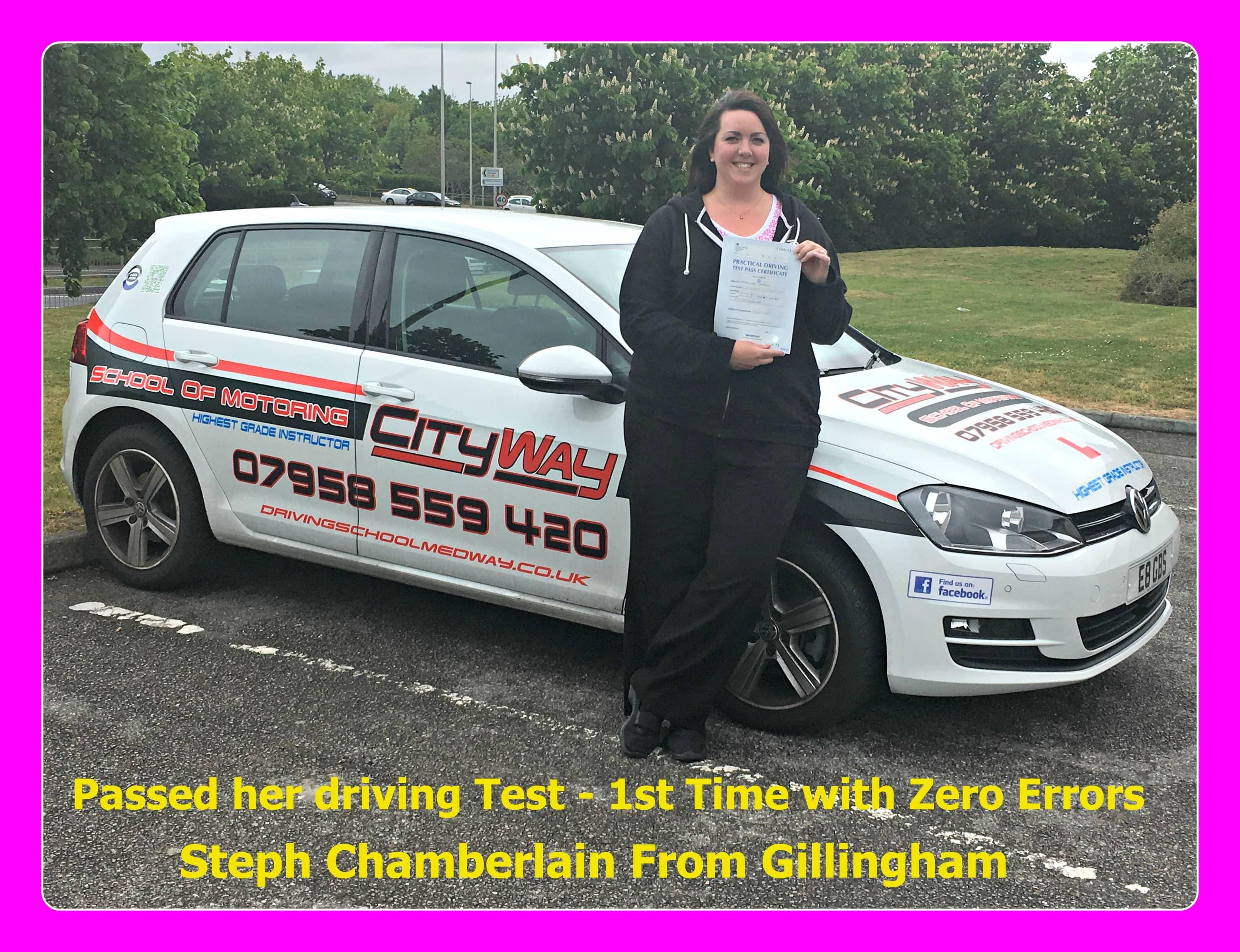 driving lessons gillingham