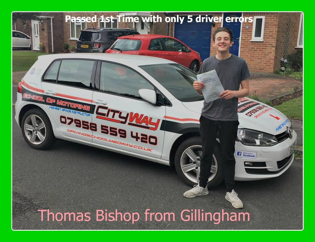 Driving Lessons Gillingham