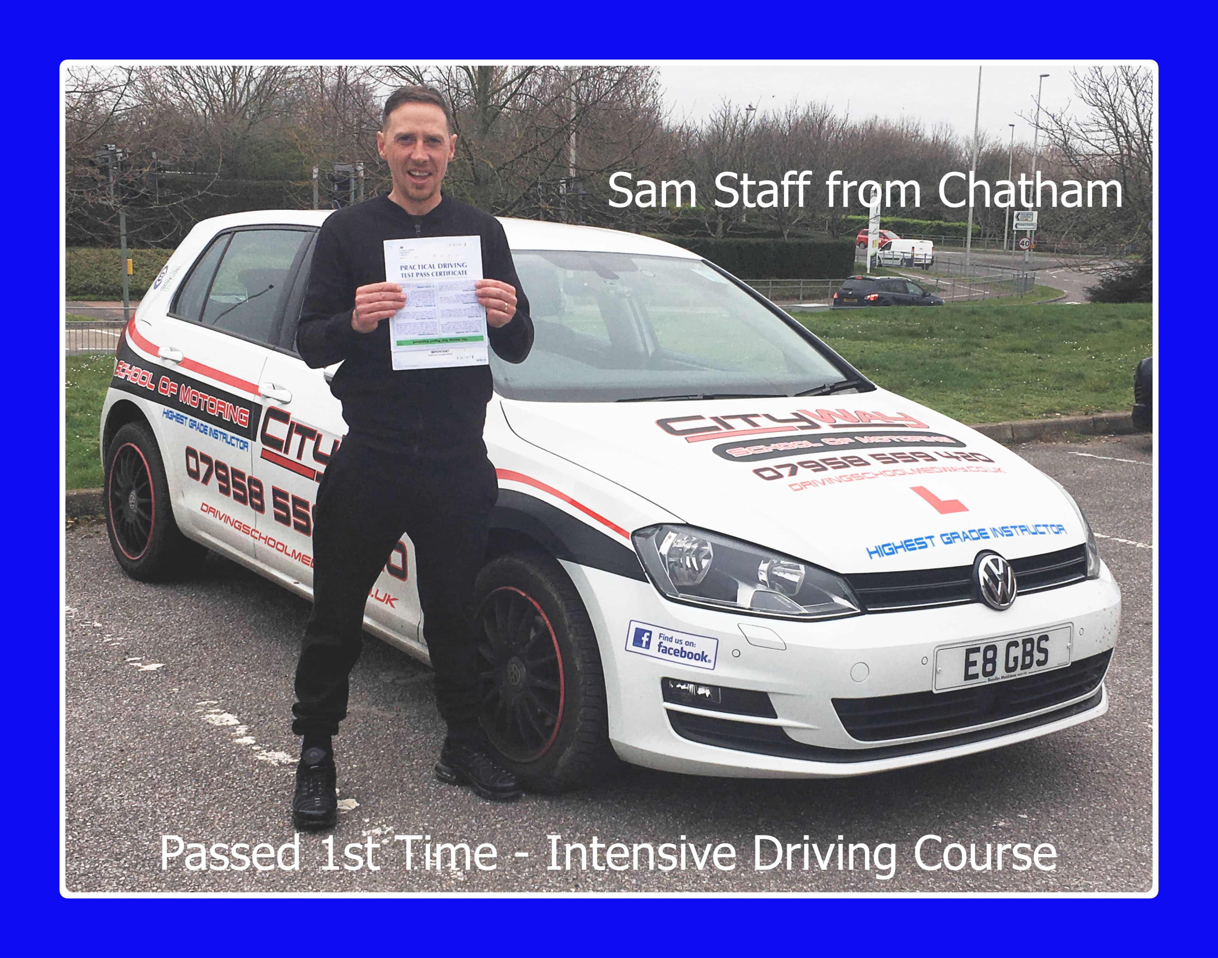 Driving Lessons Chatham