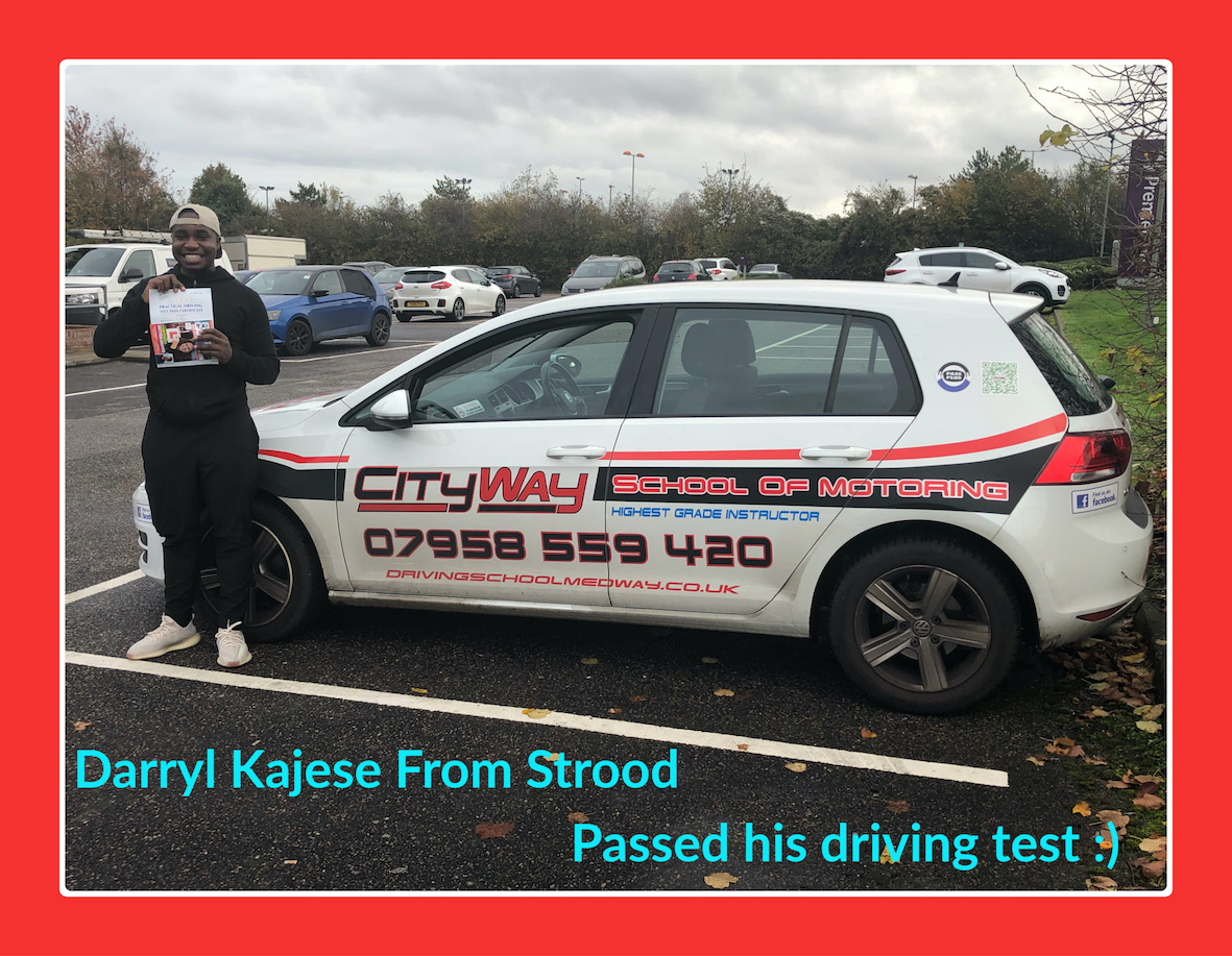 driving lessons Strood