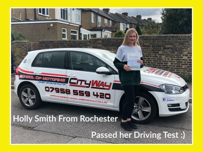 Driving Lessons Rochester | Holly Smith | Your independence starts here